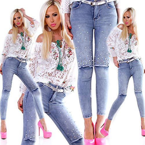 Jeans Bleu Jeans Laulia Femme Femme Bleu Laulia Laulia wtpB5HqXx