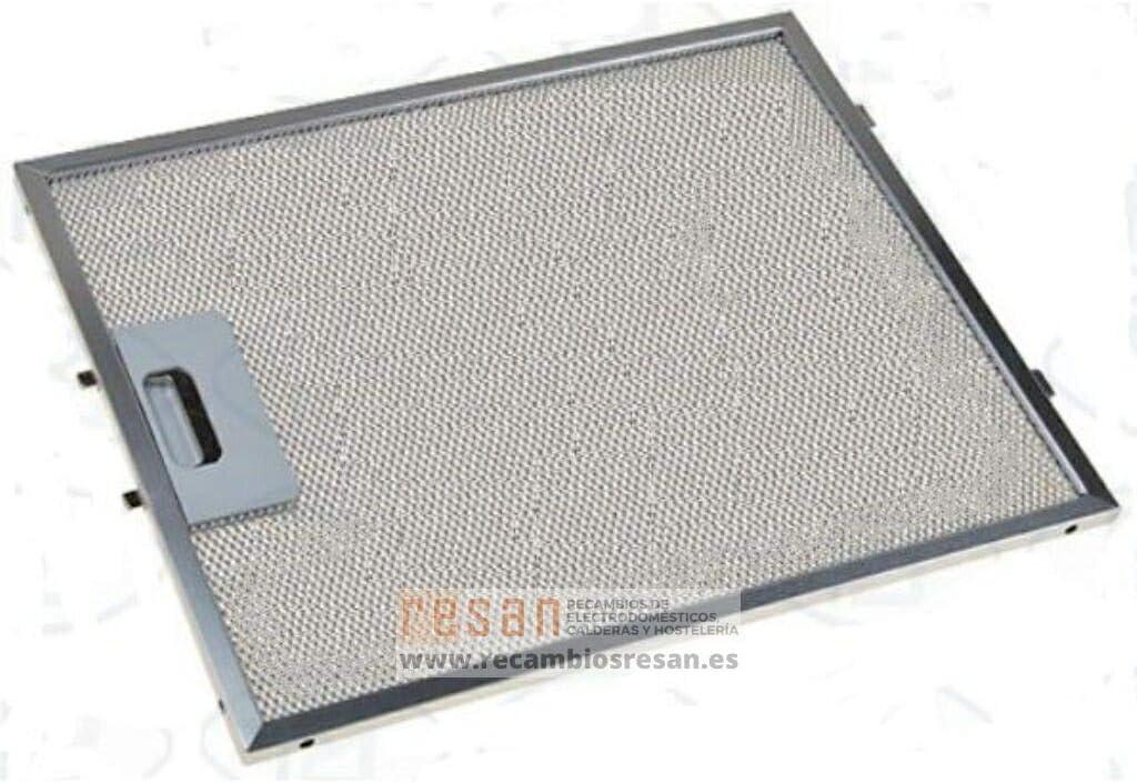 NODOR - Filtro metalico campana Nodor K960 OMEGA 32x26: Amazon.es: Bricolaje y herramientas