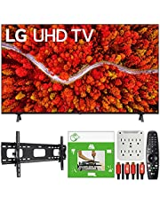 $1379 » LG 75UP8070PUA 75 Inch Series 4K Smart UHD TV (2021) Bundle with TaskRabbit Installation Services + Deco Gear Wall Mount + HDMI Cables + Surge Adapter