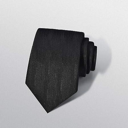 Corbata Negra/Estilo múltiple Opcional/Traje para Trabajar/Novio ...