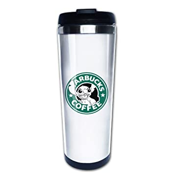 943959a94fa Lilo And Stitch Starbucks Coffee Logo Travel Coffee Mugs Tea Mug ...