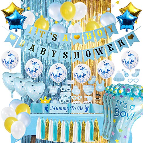 Top 10 Noah Ark 54 Baby Shower Decor Set
