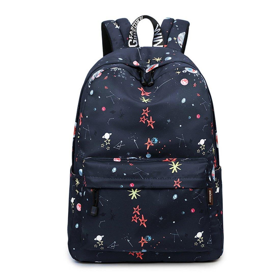 Joymoze Zaino scuola impermeabile per ragazzi e ragazze, zaino borsa libri stampata molto carina Cactus 844 JYBP844CAC