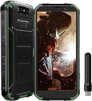Blackview BV9500 Pro Movil Antigolpes 10000mAh 128GB ROM Teléfono ...