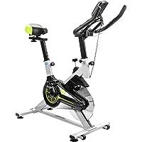 ALTERA Bicicleta Estatica para Spinning Sport Rueda Inercia 10 Kg