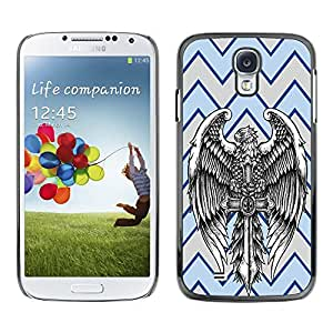 Dragon Case - FOR Samsung Galaxy S4 - Darkness is no darkness with thee - Caja protectora de pl??stico duro de la cubierta Dise?¡Ào Slim Fit