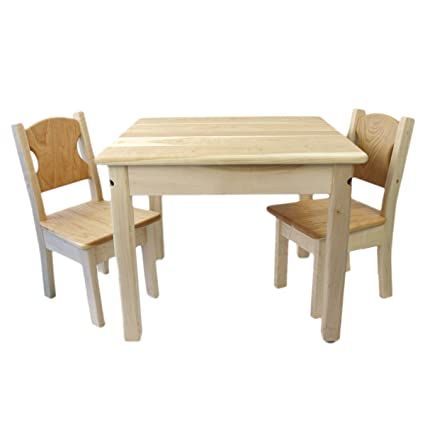 Pleasant Amazon Com Camden Rose Cherry Maple Toddler Table And Download Free Architecture Designs Jebrpmadebymaigaardcom