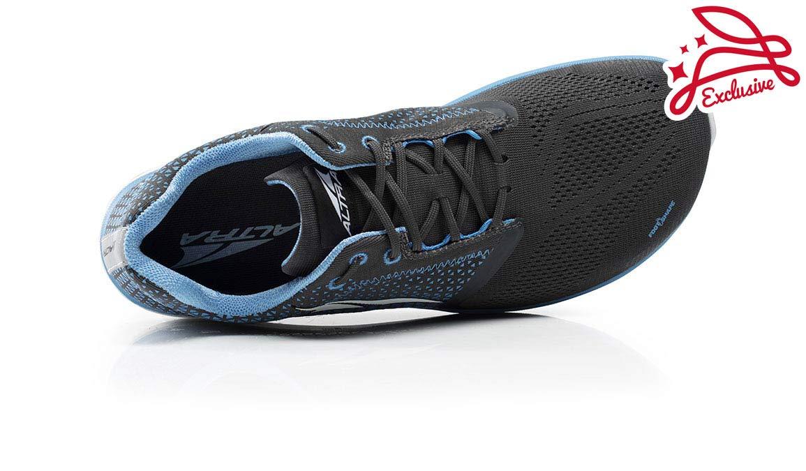 Altra Men's Solstice Running Shoe - Color: Grey/Blue (Regular Width) - Size: 8 by Altra (Image #3)