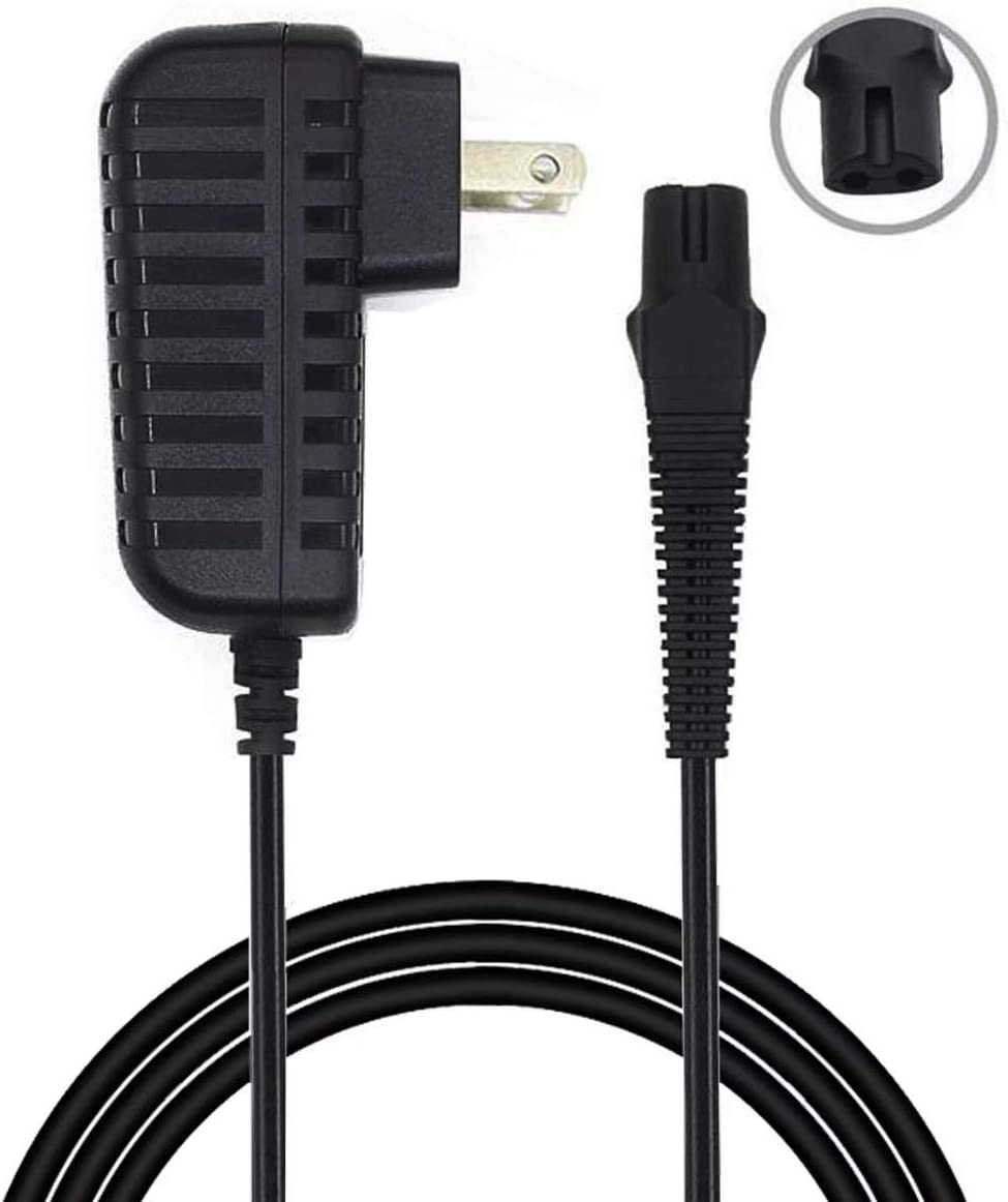 (Taelectric) Wall Charger Cord for Braun Silk-Epil 7 Xpressive Model 7951 7961 Type 5377