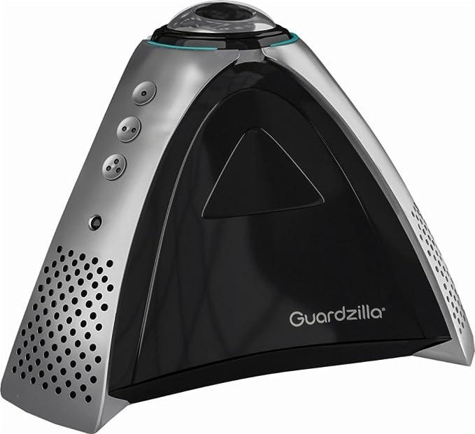 Guardzilla GZ360 360 HD Security Camera, Black