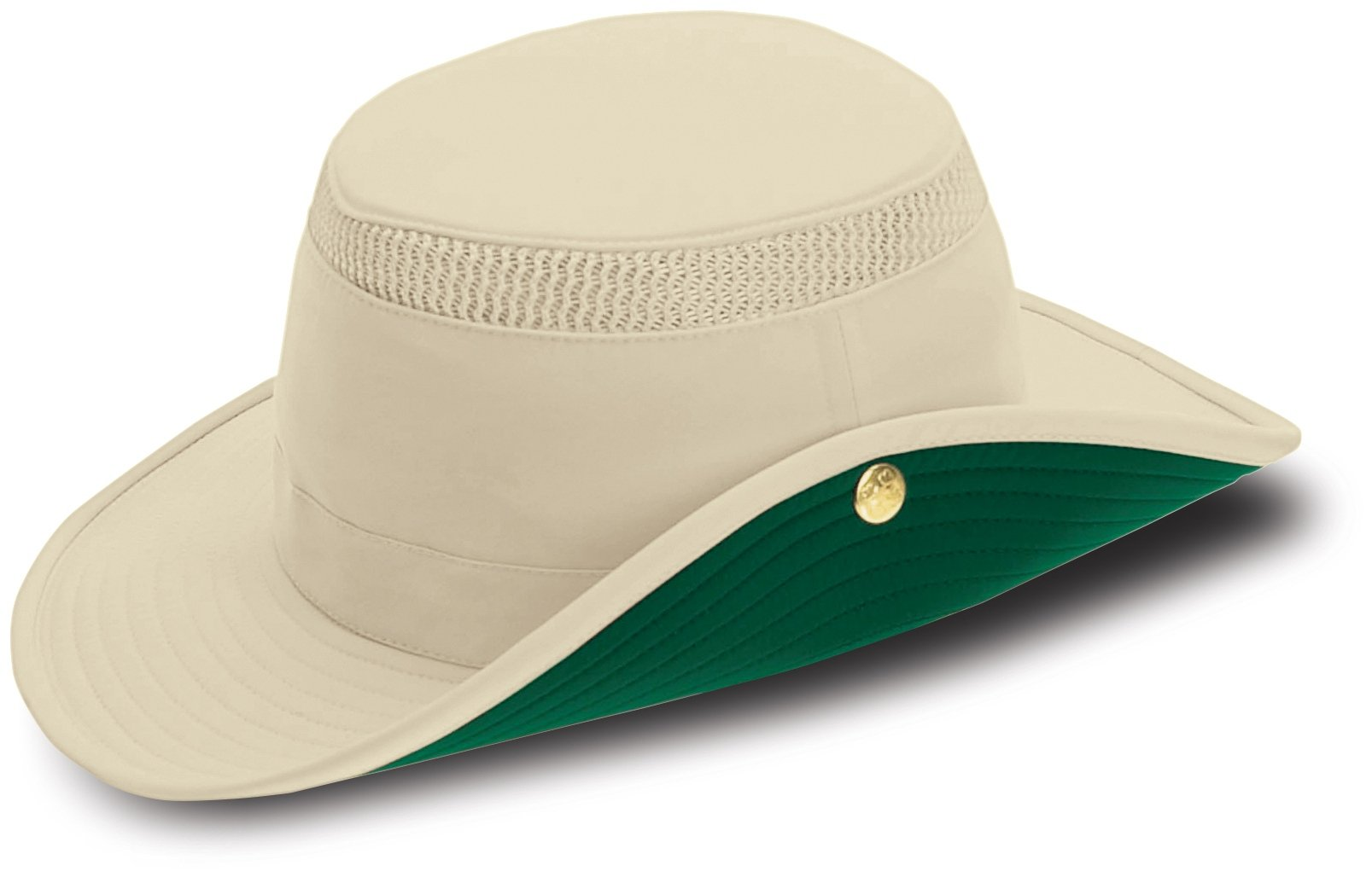 ab49115e Tilley LTM3 Airflo Hat - Natural/Green Size 7 3/8