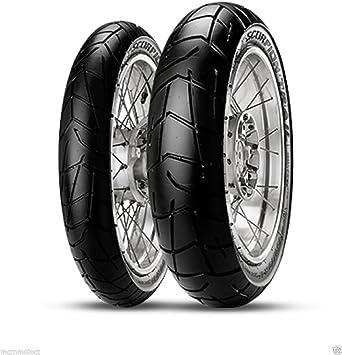 Coppia gomme pneumatici Pirelli Scorpion Trail 90//90-21 54S 120//90-17 64S