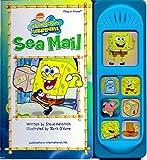img - for Sea Mail (Sponge Bob & Squarepants) Sound Book book / textbook / text book