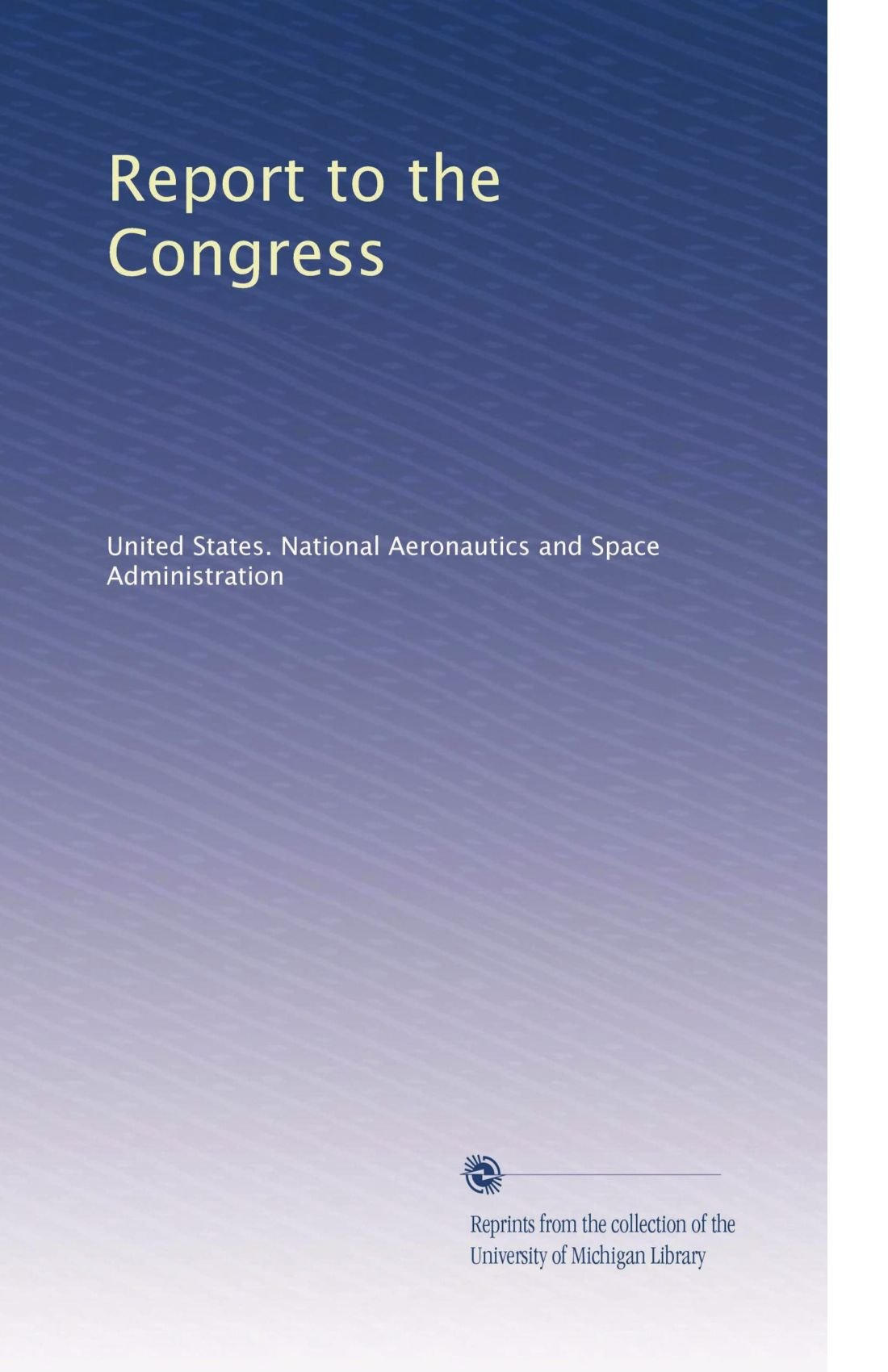 Report to the Congress PDF