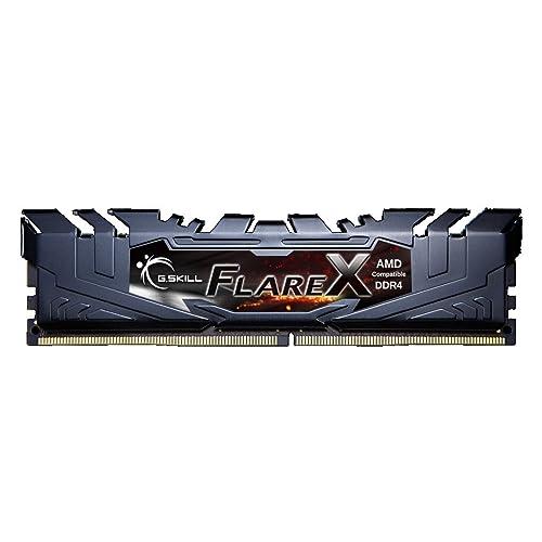 G Skill F4 2400C15D 32GFX Módulo de Memoria DDR4 32 GB Color Gris