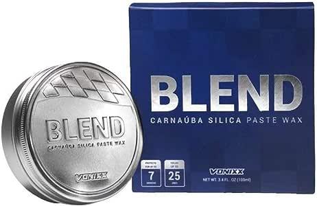 Cera de Carnaúba Sílica Blend Paste Wax 100ml Vonixx