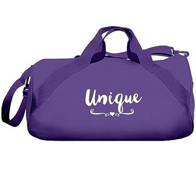 Unique Dance Team Bag: Liberty Barrel Duffel Bag