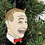 Pee-Wee Herman Christmas Ornament