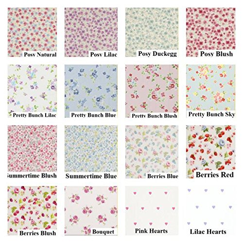 Personalised Wall Art Dotty RaRas Fabric Letters Unisex Nursery