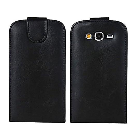 2 opinioni per TPJOER Custodia in pelle Flip Case Cover per Samsung Galaxy Grand Neo Plus i9060