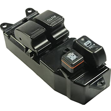 Power Master Window Switch Driver Side Left for Sienna Solara Tundra Truck