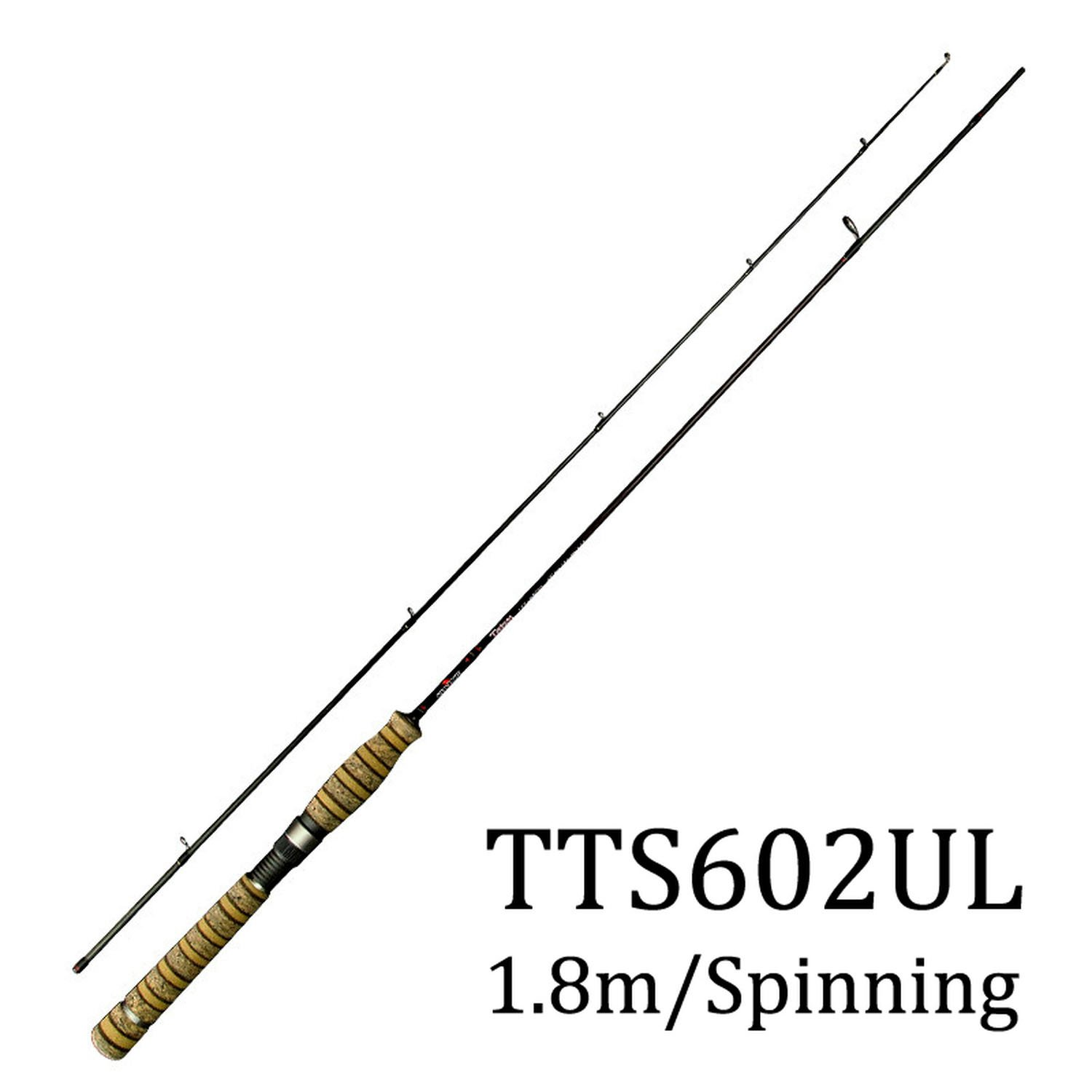 Hollday-store Fishing rod Teton - Caña de Pescar Ultra Ligera y ...