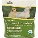 Manna Pro Organic Grower Crumbles