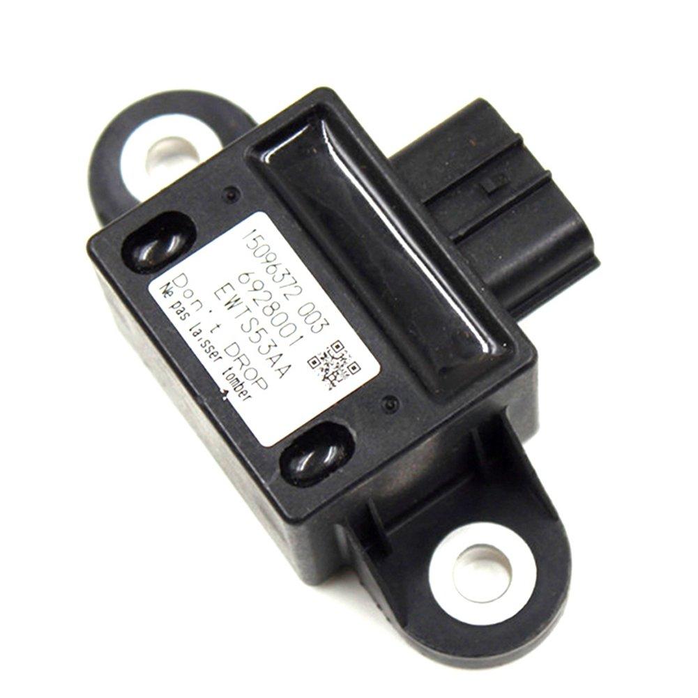 Front Left Driver Side YAW Sensor for 06-10 Hummer H3 OEM# 15096372 003