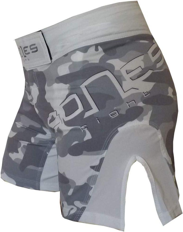 """MMA short para mujeres women/´s MMA short /""""Bones Fight/"""": Fight shorts para mujeres women/´s free fight short Women/´s grappling short BJJ"""