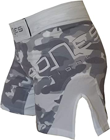 "BJJ Grappling Women s Free Fight Short Bones Fight /"" Women s Fight Short Women s Short Women s MMA Short Camouflage"