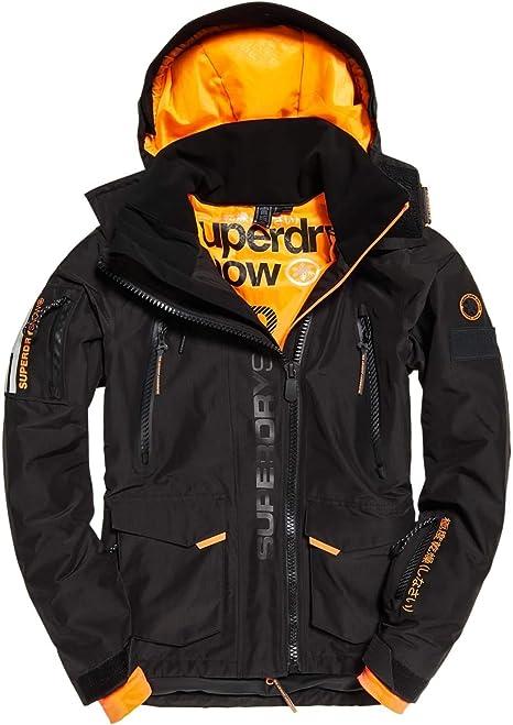 Homme Jacket Blouson Ultimate Snow Rescue Superdry WED29IH