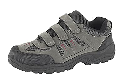Dek Mens Ascend Triple Touch Fastening Trek Hiking Trail Shoes  PTATNX659