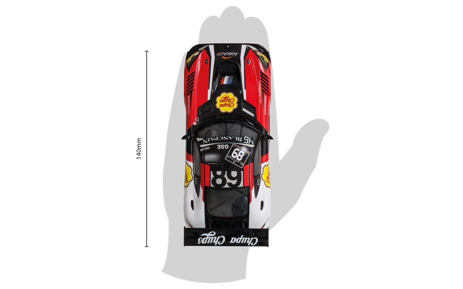 Scalextric C1356T ARC ONE Ultimate Rivals Slot Car Set by Scalextric (Image #7)