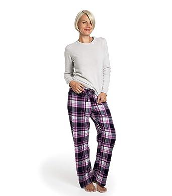 100% authentique chaussures élégantes meilleur fournisseur Wool Overs Pantalon de Pyjama à Carreaux - Femme - Pur Coton ...