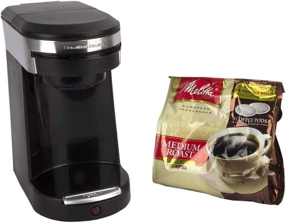 Amazon.com: Hamilton Beach 49970 cafetera de una taza ...