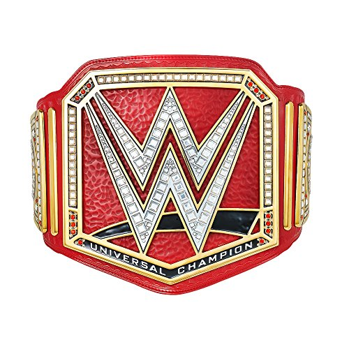 WWE Universal Championship Replica Title by WWE Authentic Wear