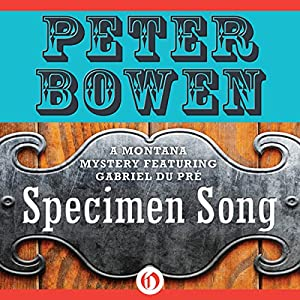 Specimen Song Audiobook