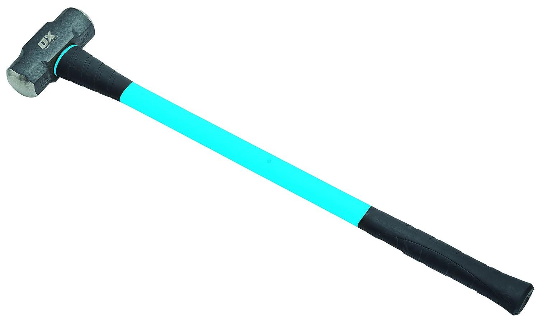 OX OX-T081514 Trade Fibreglass Handle Sledge Hammer, Multi-Colour, 14 lb OX Tools UK