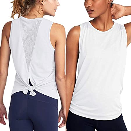 Camiseta Sin Mangas De Fitness Para Mujer,Mujeres Yoga Tank ...