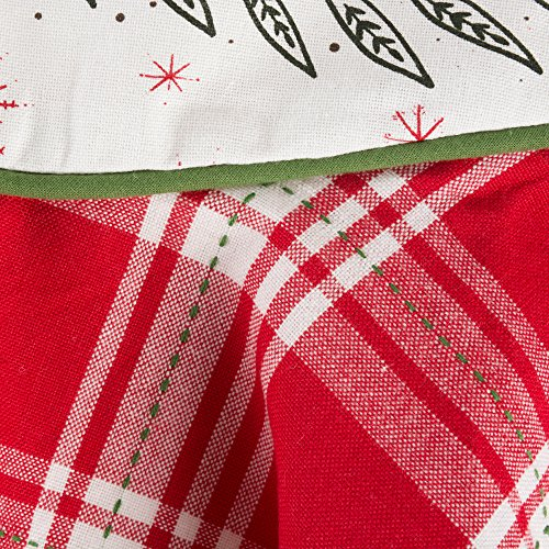 DII Christmas Apron - White Christmas