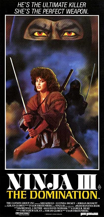 Amazon.com: Ninja 3: The Domination POSTER (11