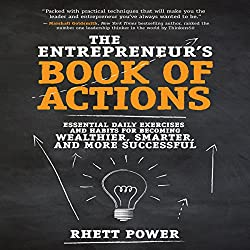 The Entrepreneurs Book of Actions
