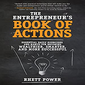 The Entrepreneurs Book of Actions Audiobook