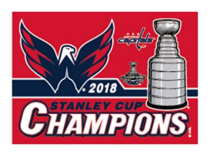 Image Unavailable. Image not available for. Color  WinCraft Washington  Capitals 2018 Stanley Cup ... 009f1dbbd