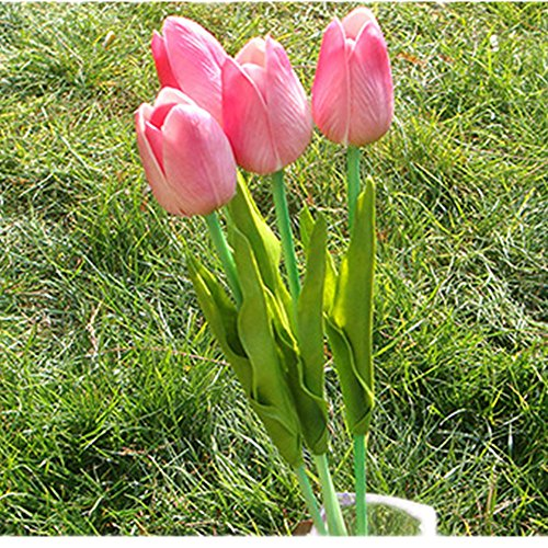 12Pcs-PU-Artificial-Tulips-Flowers-Real-Touch-Tulips-Wedding-Flower-Simulation-Latex-Tulip-Flower-for-Proposal-Party-Home-Hotel-Event-Christmas-Gift-Decoration-pink
