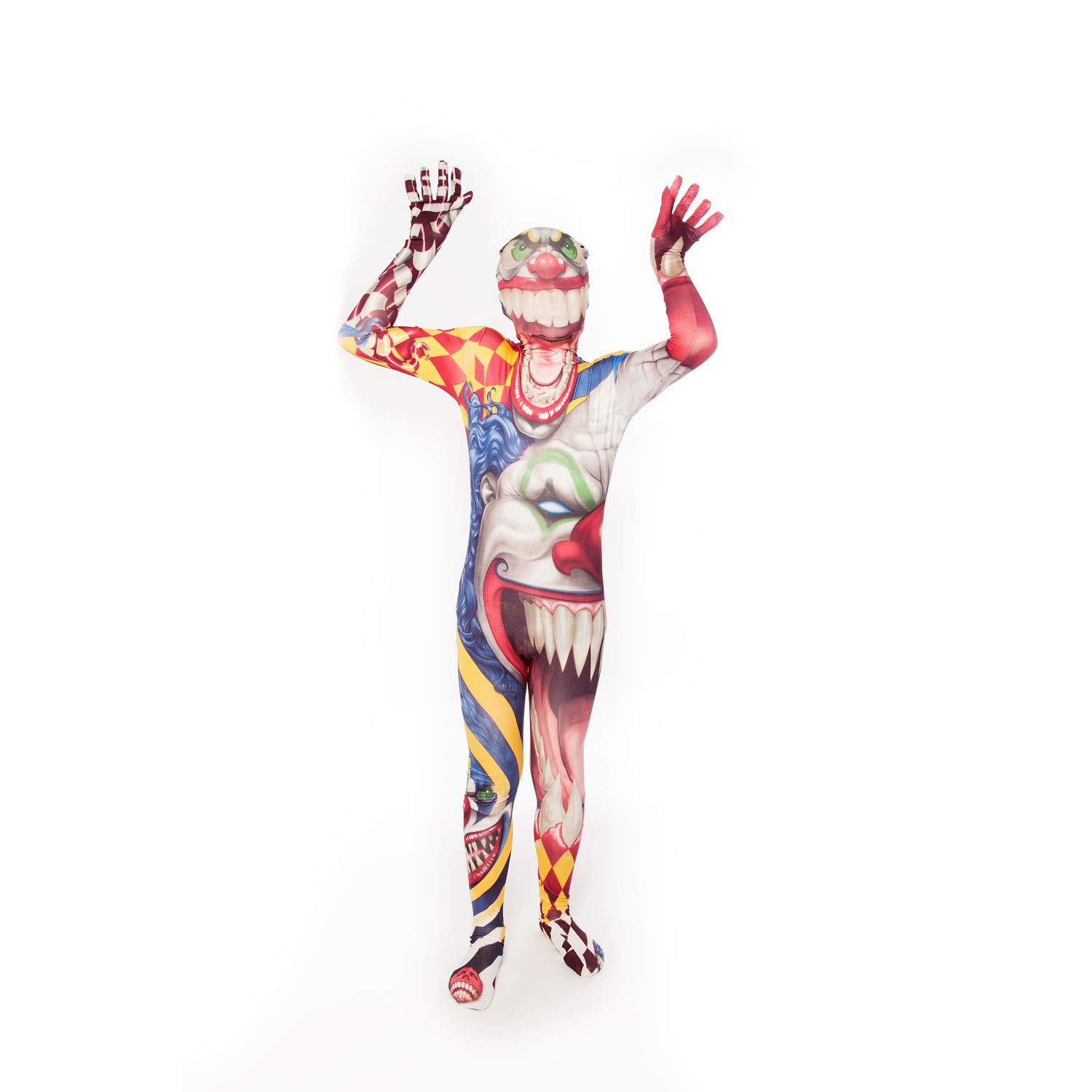 Morphsuits, Disfraz infantil Monstruo Payaso, Clown, Medium ...