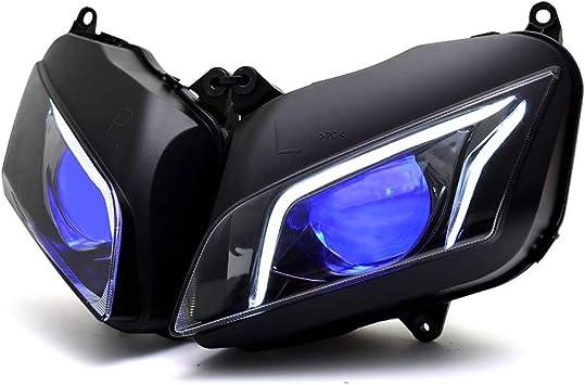 Slim HID Headlamp Kit H7 For Honda CBR1000RR CBR600RR 2004 2005 2006 2007