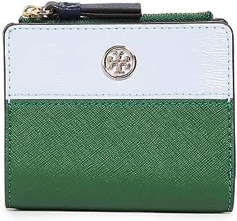 Tory Burch Women's Robinson -block Mini Wallets Wallet