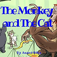 The Monkey and the Cat Audiobook by Asami Rika Narrated by Samantha V Hutton