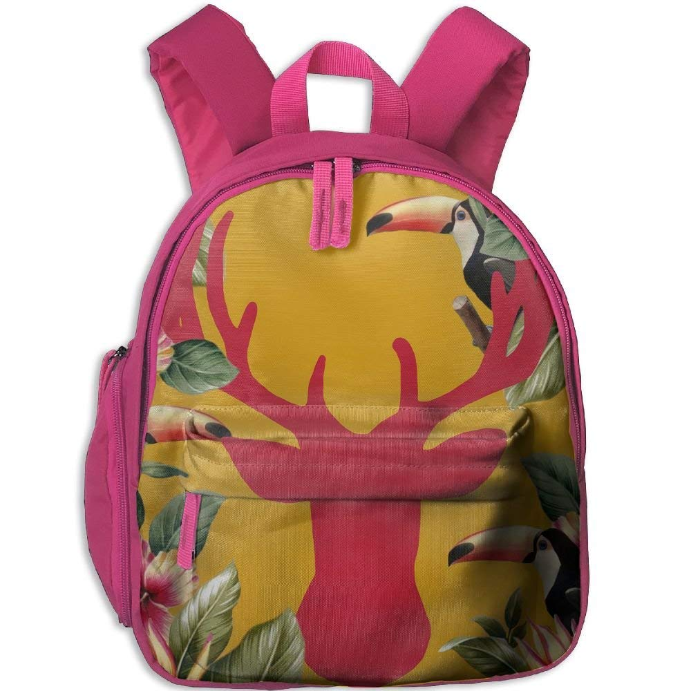Backpack, School Backpack for for for Boys Girls Cute Fashion Mini Toddler Canvas Backpack, Animals Fashion Design B07LFY2KB3 Daypacks Qualitätskönigin f4bd65